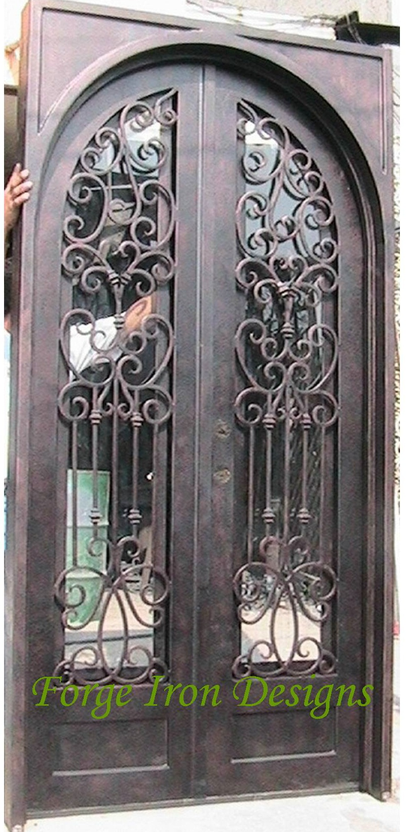 Wrought Iron Doors Custom Wrought Iron Doors Wine Cellar